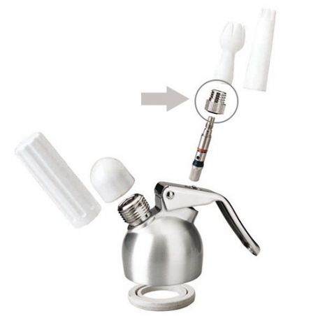 Adaptador de boquilla para sifon de nata ibili