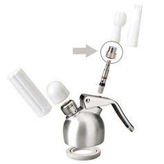 Adaptador de boquilla para sifón de nata Ibili