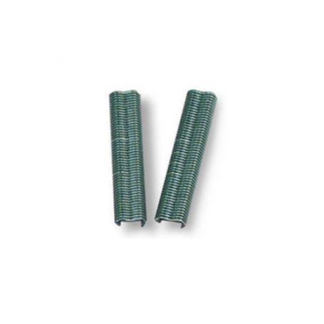 Grapa 16mm verde (200und blister) intermas