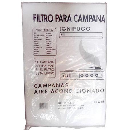 Filtro campana espuma 90 ignífugo Sanfor