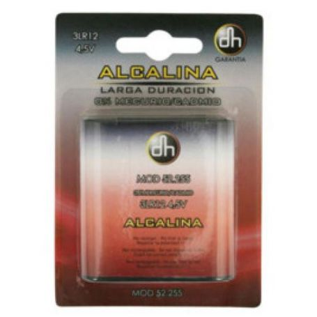 Pila alcalina 3LR12 4.5V DH