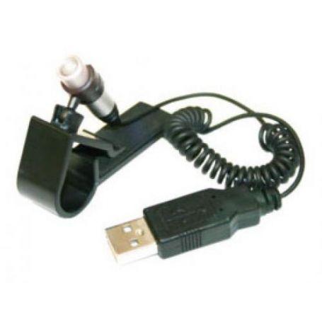 Linterna led conexion USB DH