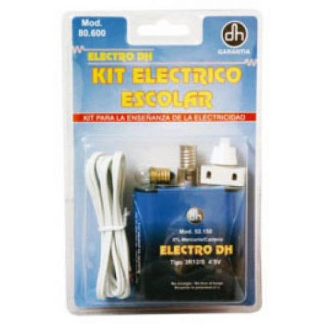 Kit electrico escolar DH