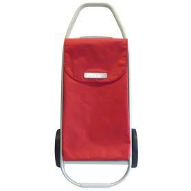 Carro de la compra Com 8 MF Rojo Rolser