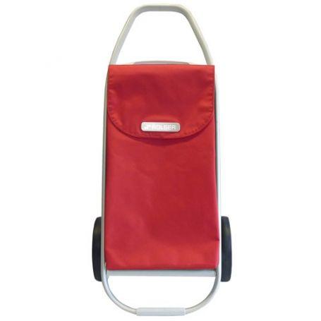 Carro de la compra Com MF 8 Rojo Rolser