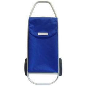 Carro de la compra Com 8 MF Azul Rolser