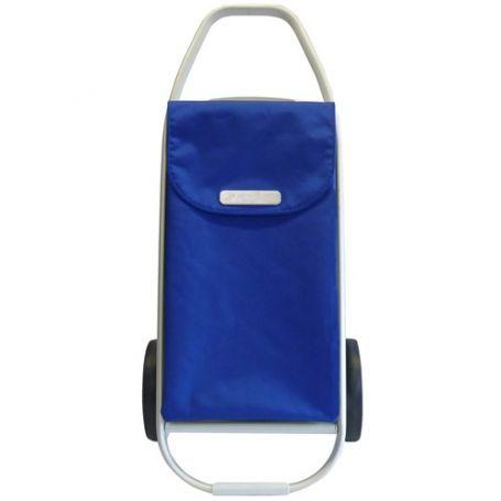 Carro de la compra Com MF 8 Azul Rolser