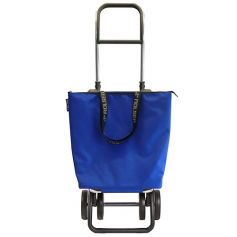Carro de la compra Mini Bag Plus MF Logic Dos+2 Azul Rolser