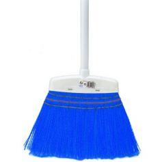Escobilla mill-plast azul con mango barbosa