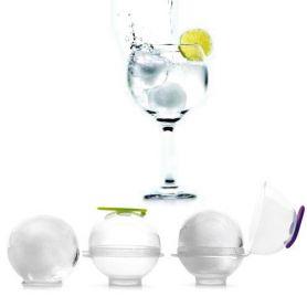 Moldes de bolas de hielo gintonic´s (4 unidades XL) Ibili