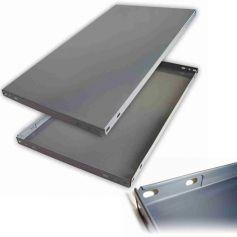 Balda ángulo ranurado gris 500x400 Jomasi