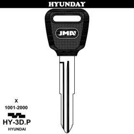 Llave de seguridad hy-3dp (bolsa 10 uds) jma
