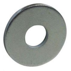 Arandela plana ancha 4mm cincada (blister 30 unidades) FER