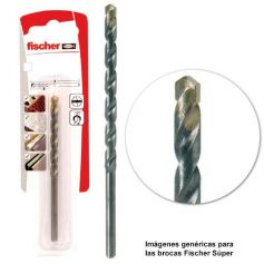 Broca Fischer S 10x120mm