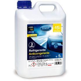 Refrigerante anticongelante 30% -15 °c organico 5 litros tamar