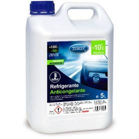 Refrigerante anticongelante 20% -10 °c organico 5 litros tamar