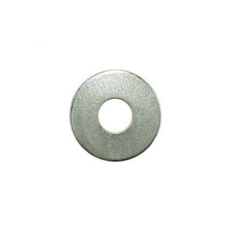 Arandela plana ala ancha DIN 9021 4mm zincado (caja 2000 unidades) GFD