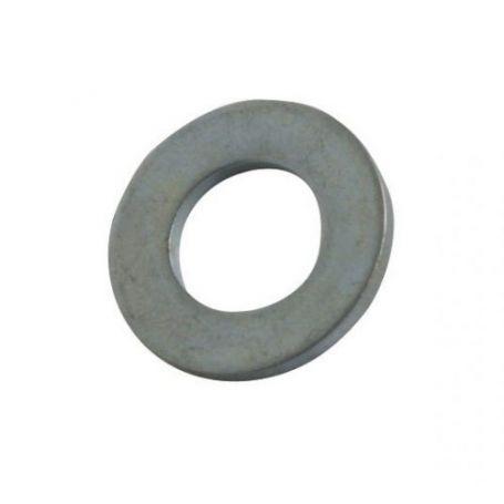 Arandela plana pulida DIN 125 A 6mm zincado (caja 1000 unidades) GFD