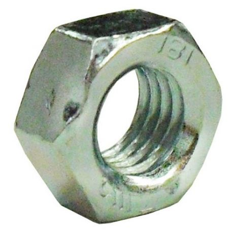 Tuerca hexagonal DIN 934-8 5mm zincado (caja 500 unidades) GFD
