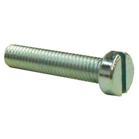 Tornillo cilíndrico para metales 6x60mm DIN 84 zincado (caja 200 unidades) GFD