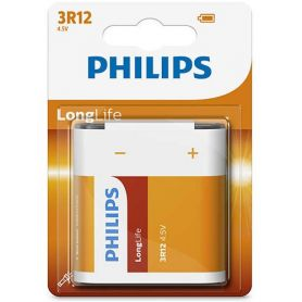 Pila 3R12 LongfLife Philips