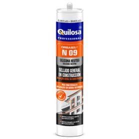 Orbasil n-09 blanco para construcción 300ml quilosa