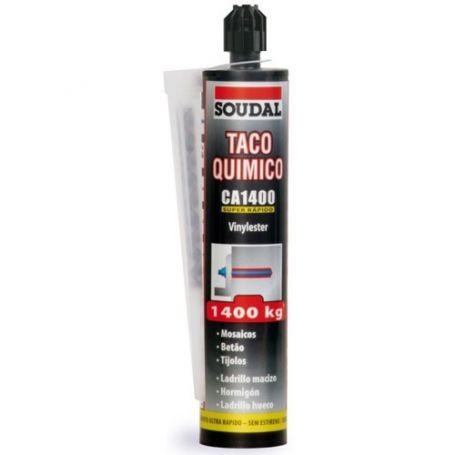 Taco quimico ca1400 280 ml soudal