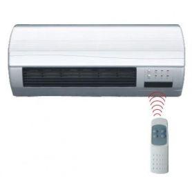 "Calefactor eléctrico de pared ""MINI-CLIMA"" Mercatools"