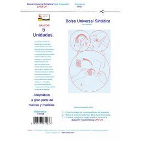 Bolsa aspiradora universal sintetica (5 und) sanfor