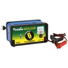 Cargador de bateria 12 voltios cevik