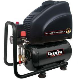 Compresor de aire pro10sa 2hp 10litros cevik