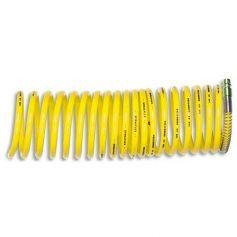 Tubo espiral con enchufe rápido 10 metros ø5x8 Cevik