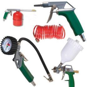 Set de accesorios para compresor basico cevik