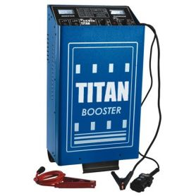 Cargador arrancador de bateria profesional 12 voltios cevik