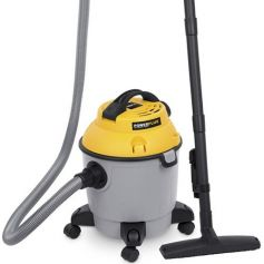 Aspiradora multiuso seco-humedo 1000w 18 litros powerplus
