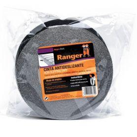 Cinta adhesiva antideslizante negra 25mm x 15m (blt) miarco