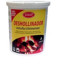 Deshollinador Estufa-Chimenea genérico 1kg Tamar