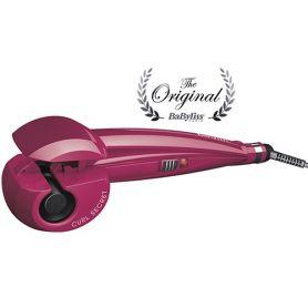 Rizador curl secret c903pe dark pink babyliss