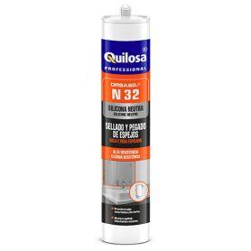 Orbasil n-32 translucido cartucho 300ml quilosa