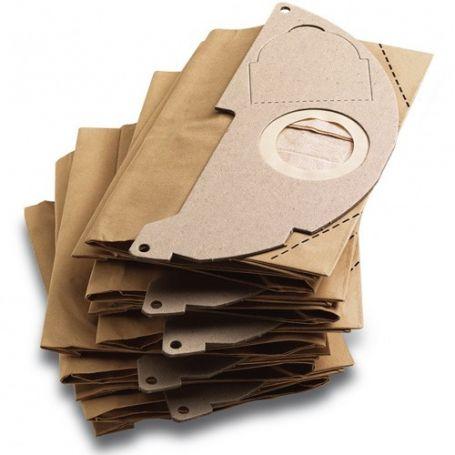Bolsas filtrantes mv2(5und) karcher
