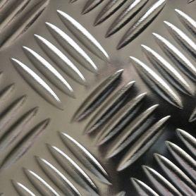 Lamina autoadhesiva plata (rollo 45 cm x 10mts) aironfix