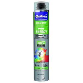 Espuma de Poliuretano Quilosa PRO Energy Orbafoam para Pistola