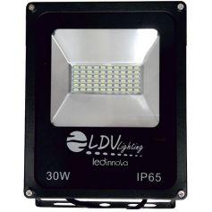 Proyector led sdm 30w 2400lm 120º 6000k ldv