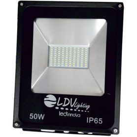 Proyector led sdm 50w 4000lm 120º 6000k ldv
