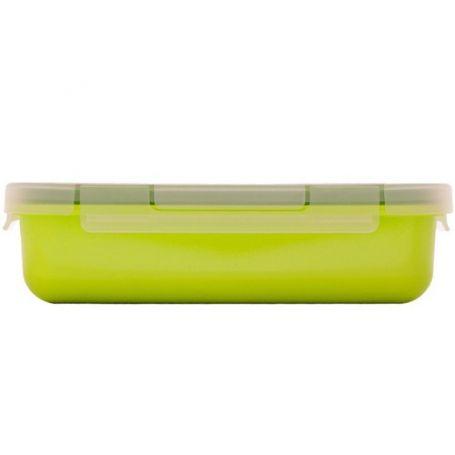 Nomad tupper contenedor 0.50 litro verde valira