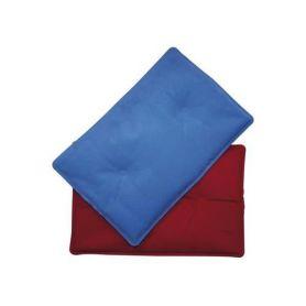 Bolsa gel frio-calor 20x30 cm rojo/azul dintex