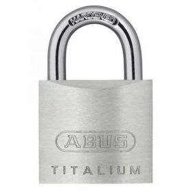 CANDADO TITALIUM ARCO NORMAL 20MM ABUS