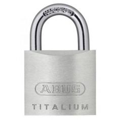 CANDADO TITALIUM ARCO NORMAL 25MM ABUS