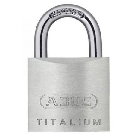 CANDADO TITALIUM ARCO NORMAL 30MM ABUS