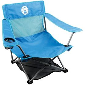 Silla plegable Low Quad Coleman